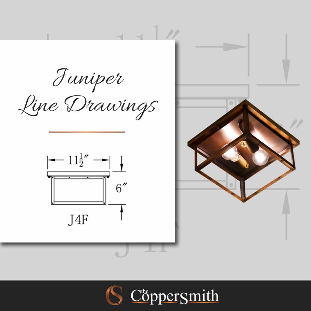 Juniper Line Drawings