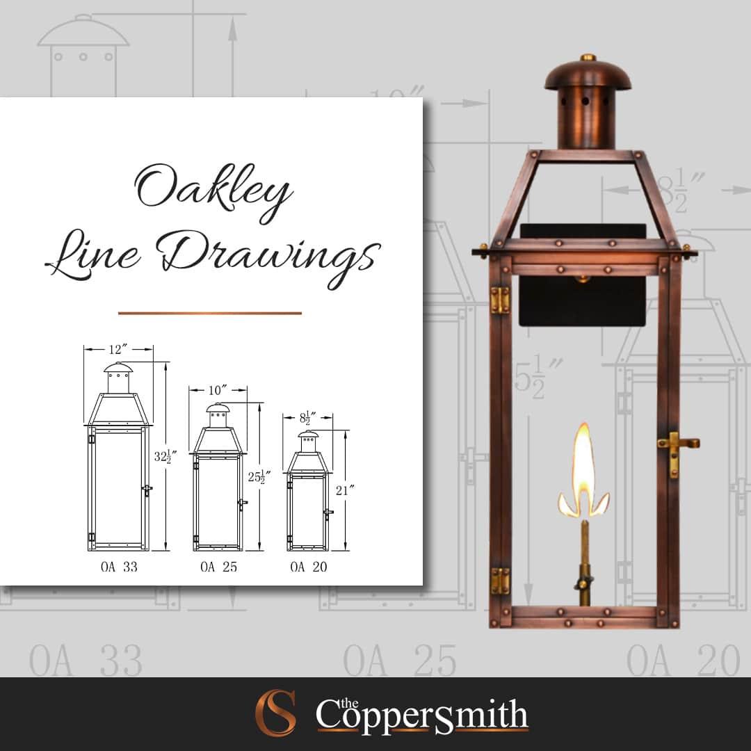 Oakley Line Drawing